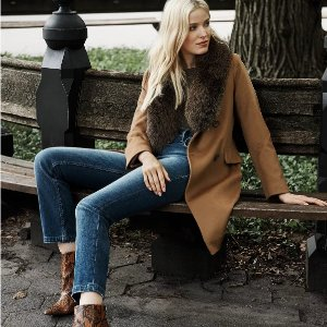 Up to Extra 30% OffBloomingdales Women's Coat on Sale