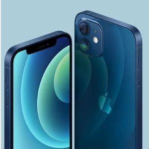 以旧换新最高改为$700优惠新旧AT&T用户,入网+以旧换新可享0元入手新款iPhone 12
