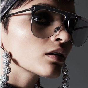 低至1.8折 全场墨镜£87收Dior、Chloe、Miu Miu、Fendi、Tom Ford 等精选大牌墨镜热卖