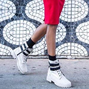 热卖牛津鞋低至¥339 + 包税直邮中国即将截止:Timberland 鞋履精选热卖  折上6.5折 超性价比收牛津鞋、短靴