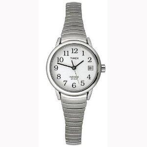 5.5折 $43.7(原价$79.99)史低价:Timex 女士2H371 简洁实用银色手表