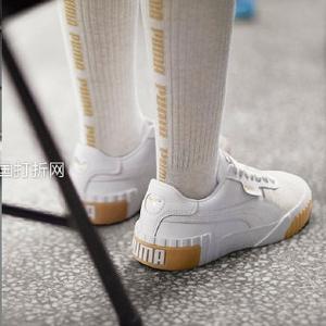 3折起+折上7折  封面同款€38Puma官网大促 明星团宠Cali系列小白鞋 超多新款加入
