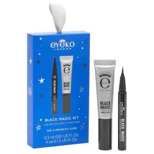 含睫毛膏+防水眼线笔Black Magic圣诞套装 (价值 £19.00)