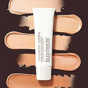 Free 2-day express shippingwith any Tinted Moisturizer Purchases @ Laura Mercier