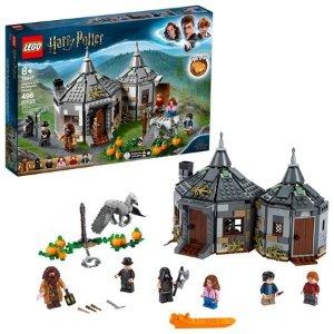 Lego哈利波特系列 海格的小屋 75947