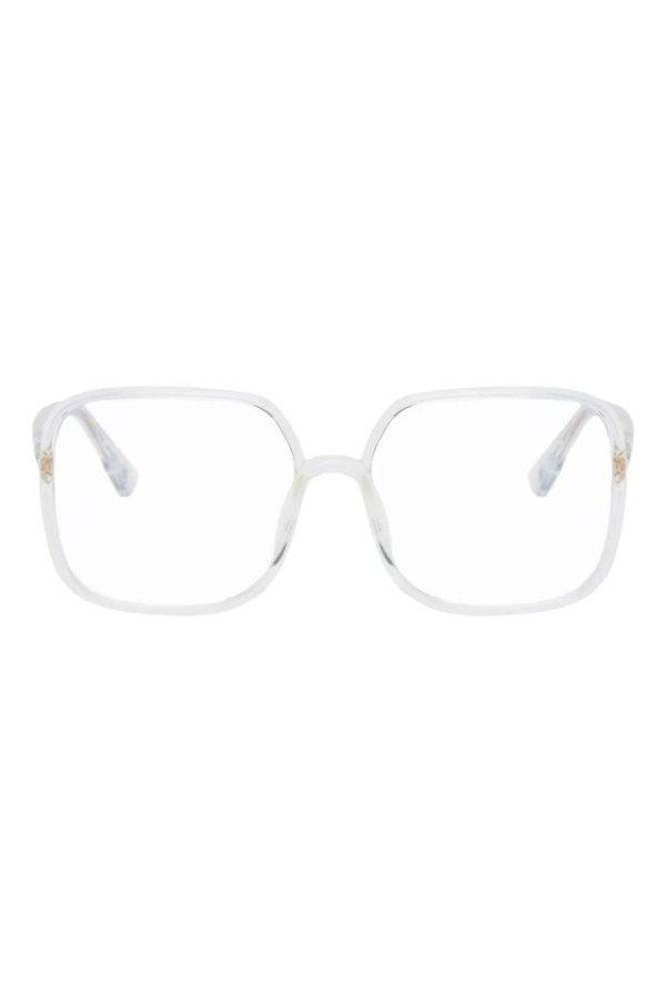 SoStellaire01F 大框眼镜 可配镜片