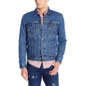 现价$52(原价$89.5) 码全Levi's 经典男士牛仔外套热卖