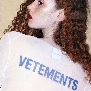 7.5折 Logo上衣$100+Vetements 法式街头潮衣 Oversized卫衣、飞行员夹克都有