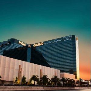 手慢无:拉斯维加斯 MGM Grand限时折扣价
