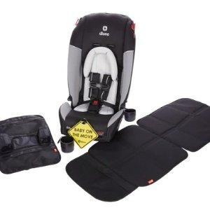 Diono赠4件旅行配件3RX成长型儿童座椅