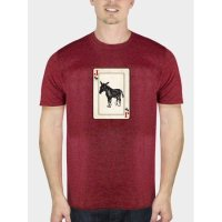 Humor Men's jack ass funny attitude short sleeve graphic t-shirt, up to size 5xl
