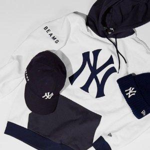 低至6折NY 棒球帽限时好价 反季收经典款最机智