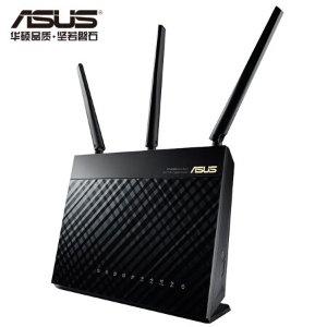 到手 ¥678华硕 RT-AC68U 双频1900M 游戏路由器 支持AiMesh组网