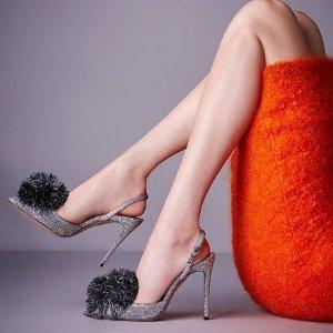 低于5折+限时免关税 $418收毛球穆勒鞋Rue La La 精选女鞋春季特卖 好天气收大牌美鞋