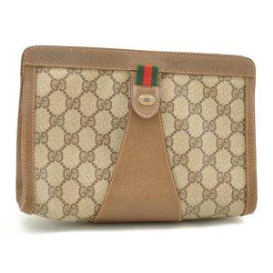 Gucci老花手包