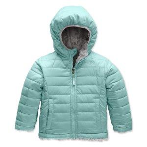 The North Face 儿童保暖外套 正反两穿款相当于买两件