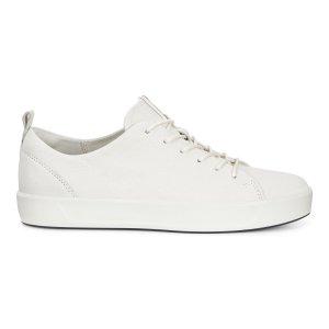 ECCO封面同款平底休闲鞋
