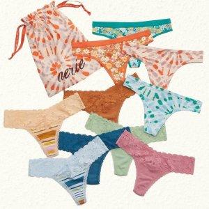 5 For $25Aerie Women's Undies Sale