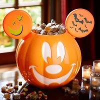 Disney 米奇造型南瓜篮