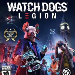 $49.95(原价$79.96)《看门狗 军团》PS5 / PS4 / Xbox One 实体版