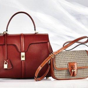 低至6折 拼色款钱包$619独家:Celine 包包、美鞋专场热卖 收Lisa同款凯旋门包包