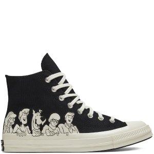 Converse联名帆布鞋