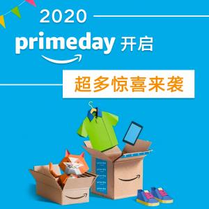 48小时最给力折扣精选!Amazon Prime Day 超多好价来袭 错过等一年