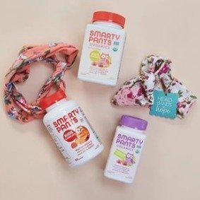 7.5折+额外9.5折+包邮SmartyPants  儿童综合维生素软糖热卖,多款可选