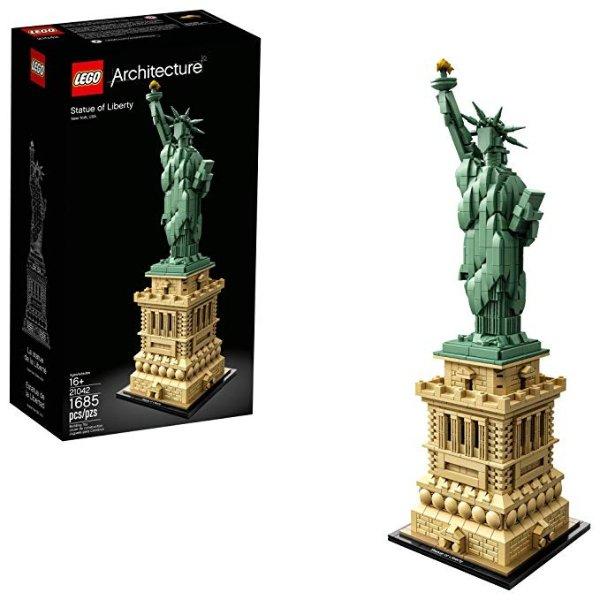 建筑系 Statue of Liberty 21042
