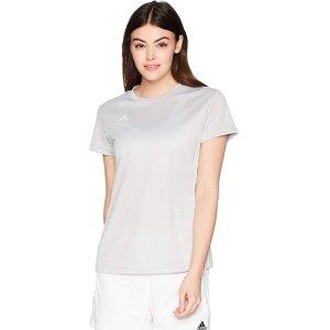 $8.97起(原价$20)adidas Core18 女款运动短袖T恤