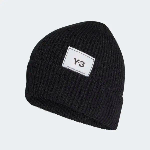 Y-3 Classic 针织帽