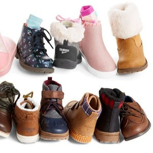 Up to 50% OffOshKosh BGosh Shoes & Boots Sale