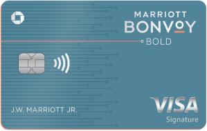 Earn 30,000 Bonus PointsMarriott Bonvoy Bold™ Credit Card