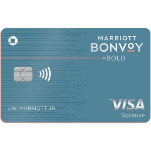 Earn 30,000 Bonus PointsMarriott Bonvoy Bold™ Credit Card