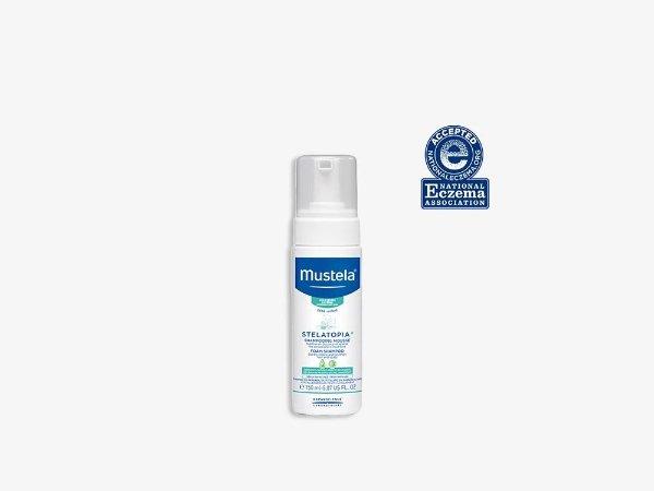 Stelatopia 泡沫洗发乳