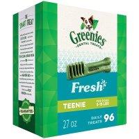 Greenies Teenie 狗狗洁牙棒 清新口味
