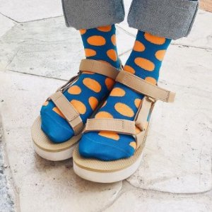 全场8折Happy Socks 父亲节全场大促 夏天就要秀袜子