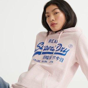 低至5折Superdry 黑五大促 男士女士美衣热卖 $94收长款羽绒外套