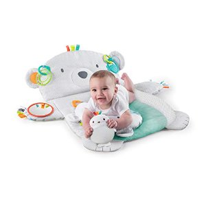 Amazon.com : Bright Starts Tummy Time Prop & Play : Baby