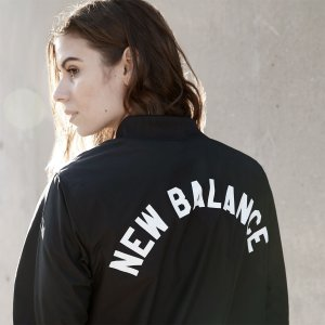 New BalanceWomen's Coaches Jacket