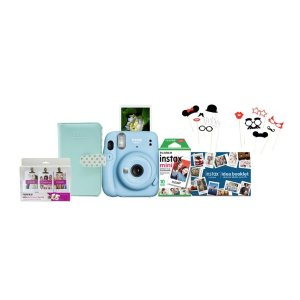 Fujifilm Instax Mini 11 Instant Camera Bundle with Film