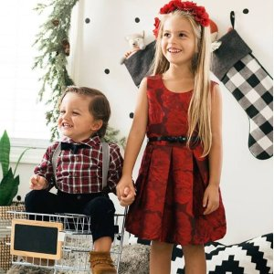 60% OffAll Holiday Dress Up @ Children's Place