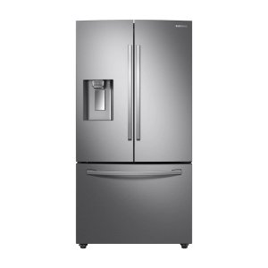 Samsung28 cu. ft. 3-Door French Door, Full Depth Refrigerator with CoolSelect Pantry™ in Stainless Steel Refrigerator - RF28R6201SR/AA | Samsung US