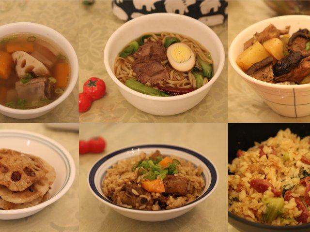 有了这个电饭锅,十几种美食一个锅就...