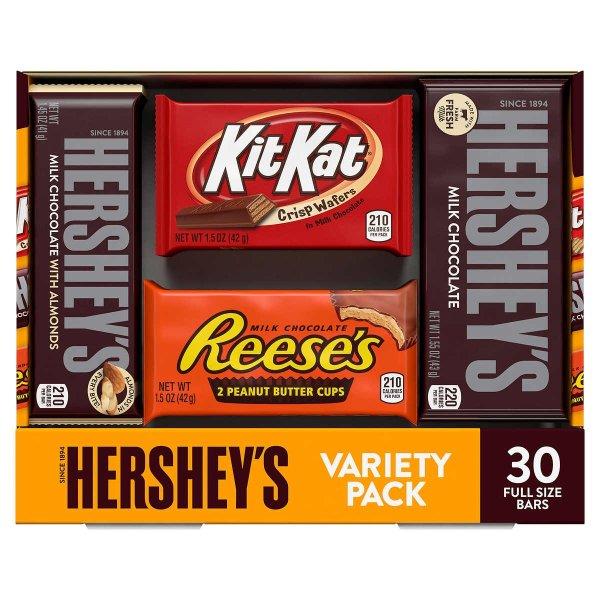 巧克力30只