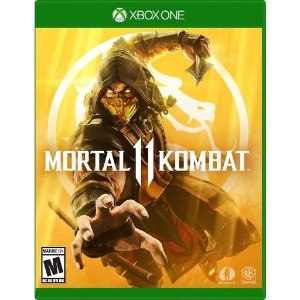 Mortal Kombat 11 Xbox One Standard Edition