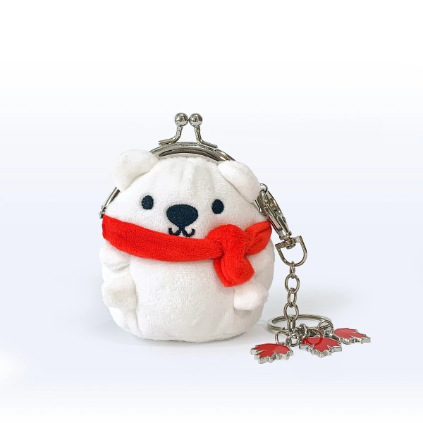 北极熊零钱包