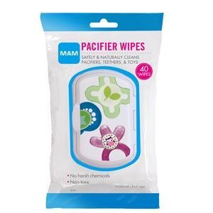 Amazon.com : MAM Pacifier Wipes, 40 Count : Baby
