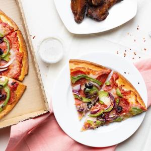 Up to $15 Off Pizza OrdersDoorDash National Pizza Week Celebration
