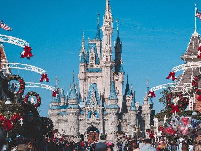Disney World 玩转四园...